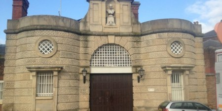 Shrewsbury Prison Photos