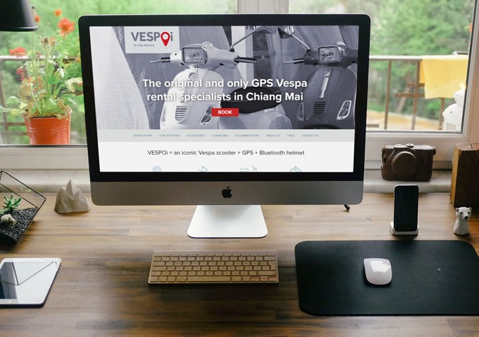 Thai venture turns to Shropshire business's expertise for new website
