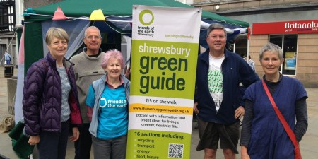 Green Guide Launched in Square