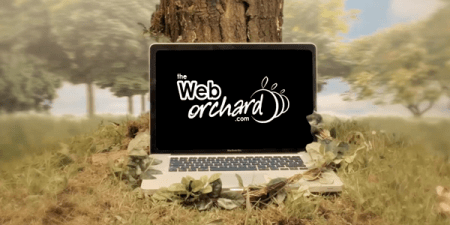 The Making of The Web Orchard Video